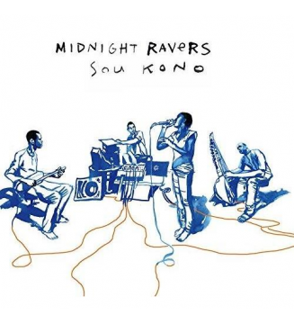 MIDNIGHT RAVERS - Sou Kono new
