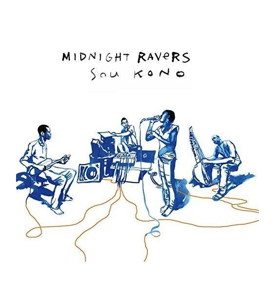 MIDNIGHT RAVERS - Sou Kono