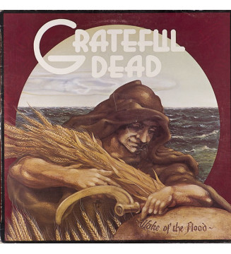 Grateful Dead* - Wake Of The Flood (LP, Album)