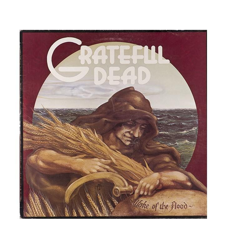 Grateful Dead* - Wake Of The Flood (LP, Album) mesvinyles.fr