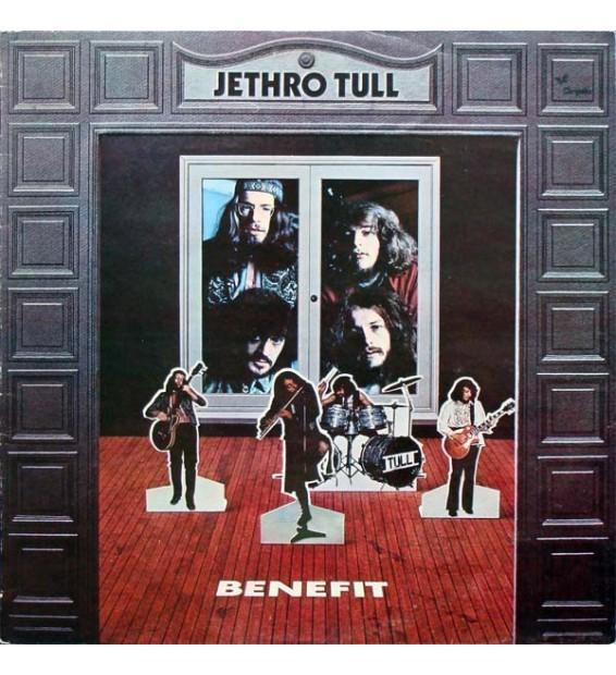 Jethro Tull - Benefit (LP, Album) mesvinyles.fr