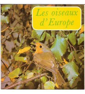 """No Artist - Les Oiseaux D'Europe (7"""", Mono) mesvinyles.fr"""