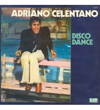 Adriano Celentano - Disco Dance (LP, Album)