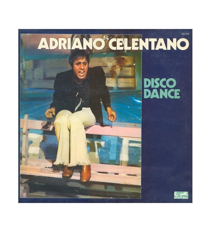 Adriano Celentano - Disco Dance (LP, Album) mesvinyles.fr