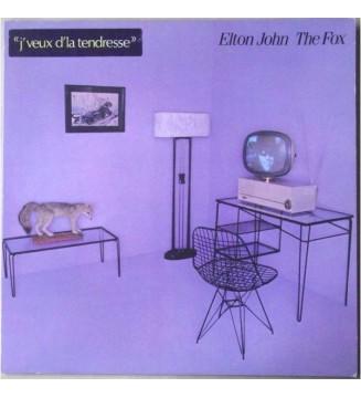 Elton John - The Fox (LP, Album) mesvinyles.fr