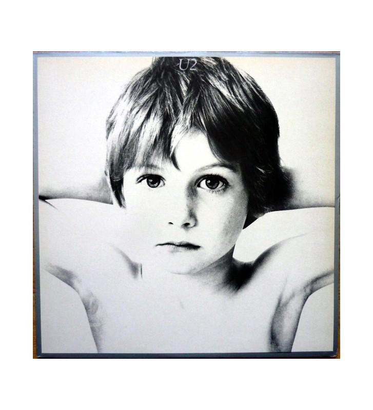 U2 - Boy (LP, Album) mesvinyles.fr
