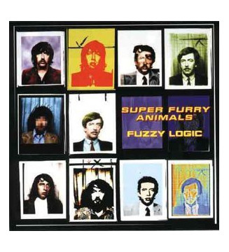 Super Furry Animals - Fuzzy Logic (LP, Album, Ltd, RE, 180) mesvinyles.fr