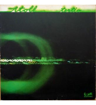 Atoll - Tertio (LP, Album, Gat) mesvinyles.fr