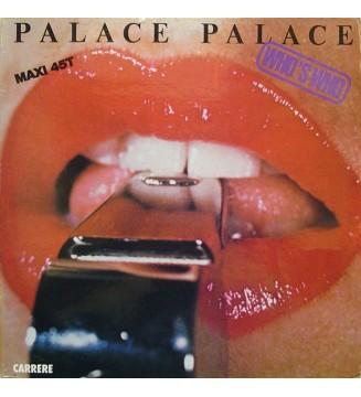 """Who's Who - Palace Palace (12"""", Maxi) mesvinyles.fr"""