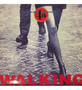 "Elevation 4th - Walking (12"") mesvinyles.fr"