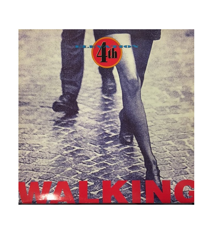 "Elevation 4th - Walking (12"") mesvinyles.fr"