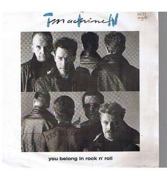 "Tin Machine - You Belong In Rock N' Roll (12"", Single) mesvinyles.fr"