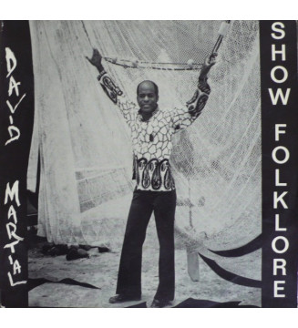 David Martial - Show Folklore (LP, Album) mesvinyles.fr