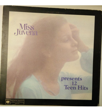 Various - Miss Juvena Presents 12 Teen Hits (LP, Comp) mesvinyles.fr