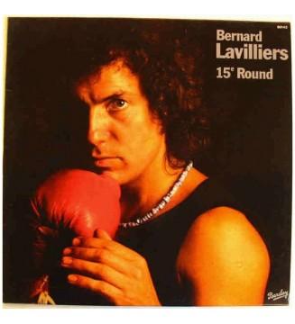 Bernard Lavilliers - 15e Round (LP, Album)