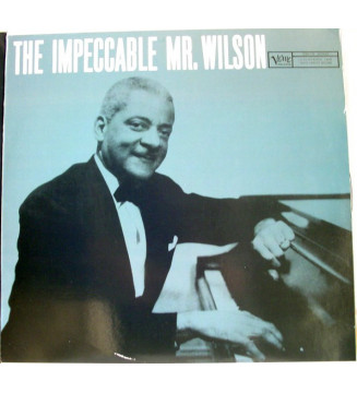 Teddy Wilson - The Impeccable Mr. Wilson (LP, Mono) mesvinyles.fr