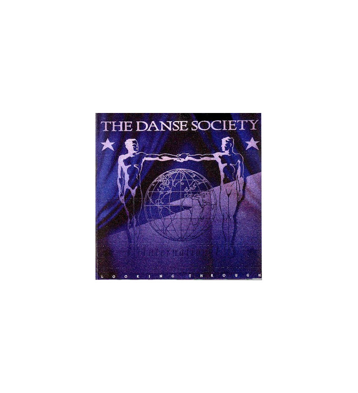 The Danse Society - Looking Through (LP, Album) mesvinyles.fr