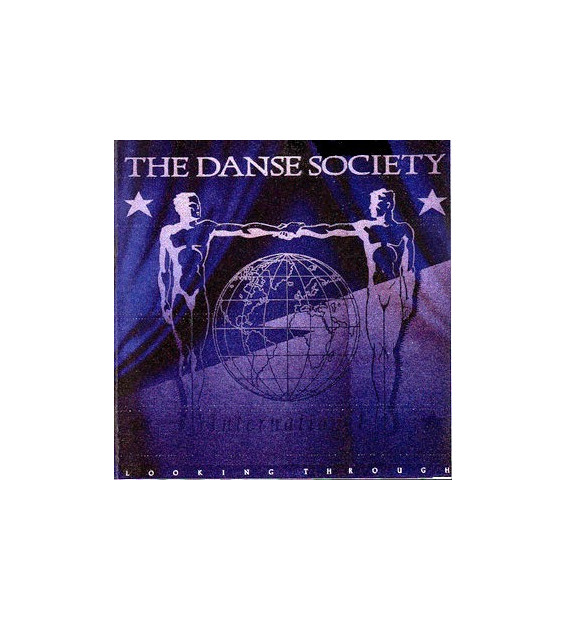 The Danse Society - Looking Through (LP, Album)