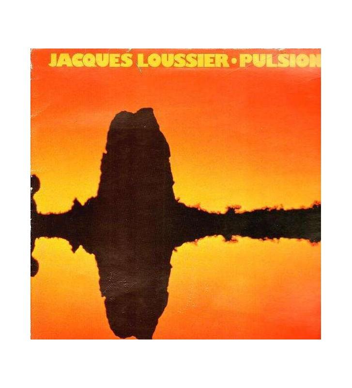 Jacques Loussier - Pulsion (LP, Album) mesvinyles.fr