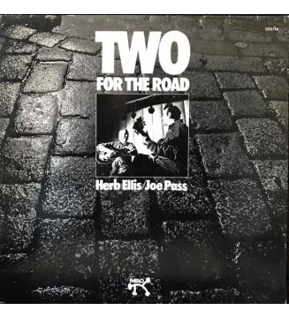 Herb Ellis / Joe Pass - Two For The Road (LP, Album) mesvinyles.fr