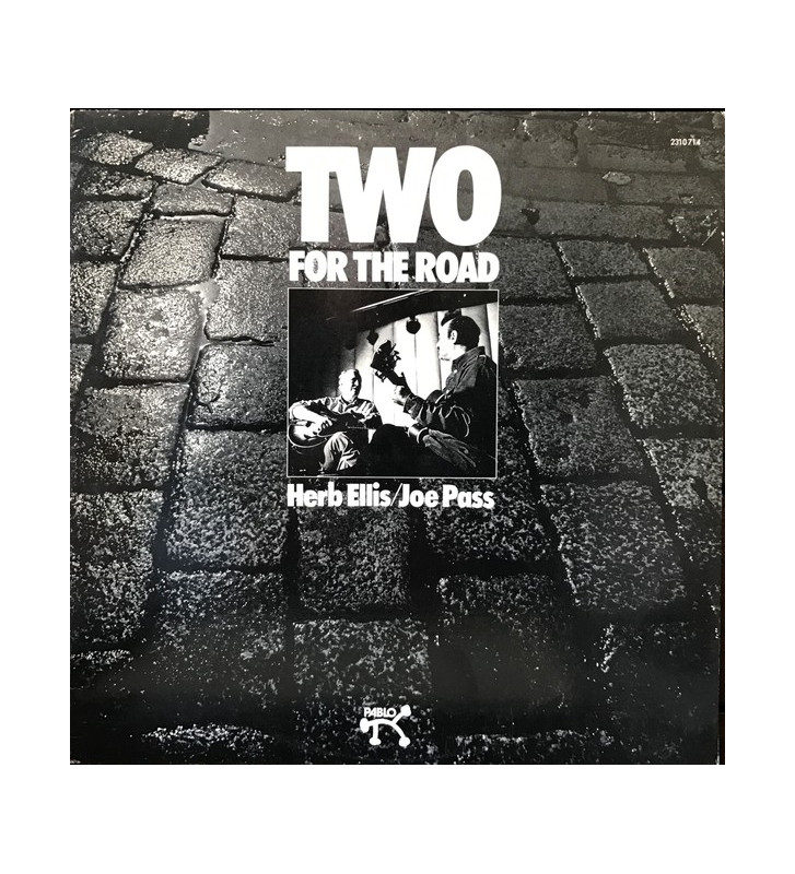 Herb Ellis / Joe Pass - Two For The Road (LP, Album) mesvinyles.fr