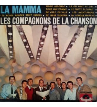 "Les Compagnons De La Chanson - La Mamma (10"") mesvinyles.fr"