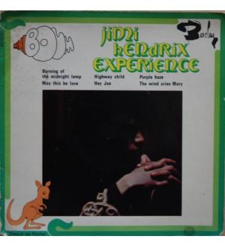 "The Jimi Hendrix Experience - The Jimi Hendrix Experience (6"", EP, Gat) mesvinyles.fr"