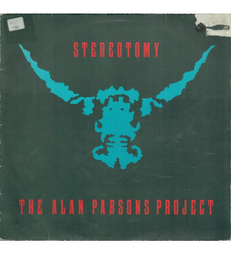 The Alan Parsons Project - Stereotomy (LP, Album) mesvinyles.fr