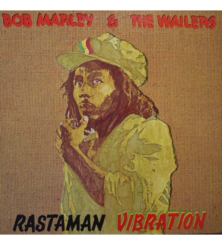 BOB MARLEY & THE WAILERS - Rastaman Vibration mesvinyles.fr