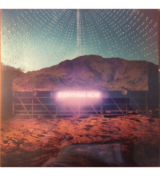 Arcade Fire - Everything Now (LP, Album, Ltd, Nig) mesvinyles.fr