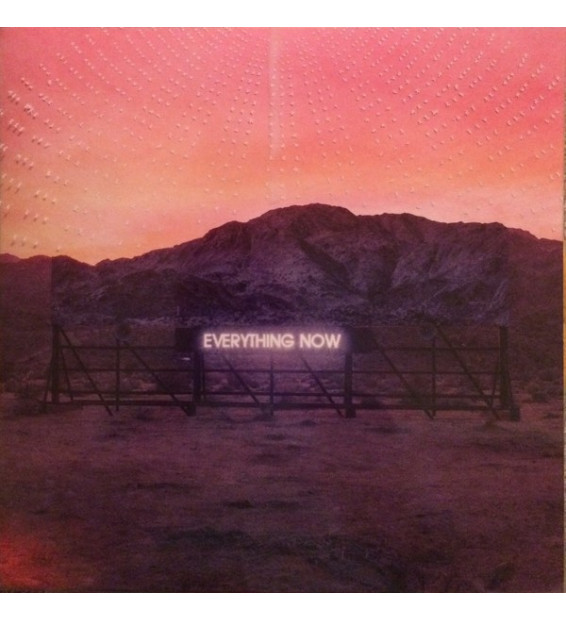 Arcade Fire - Everything Now (LP, Album, Day)