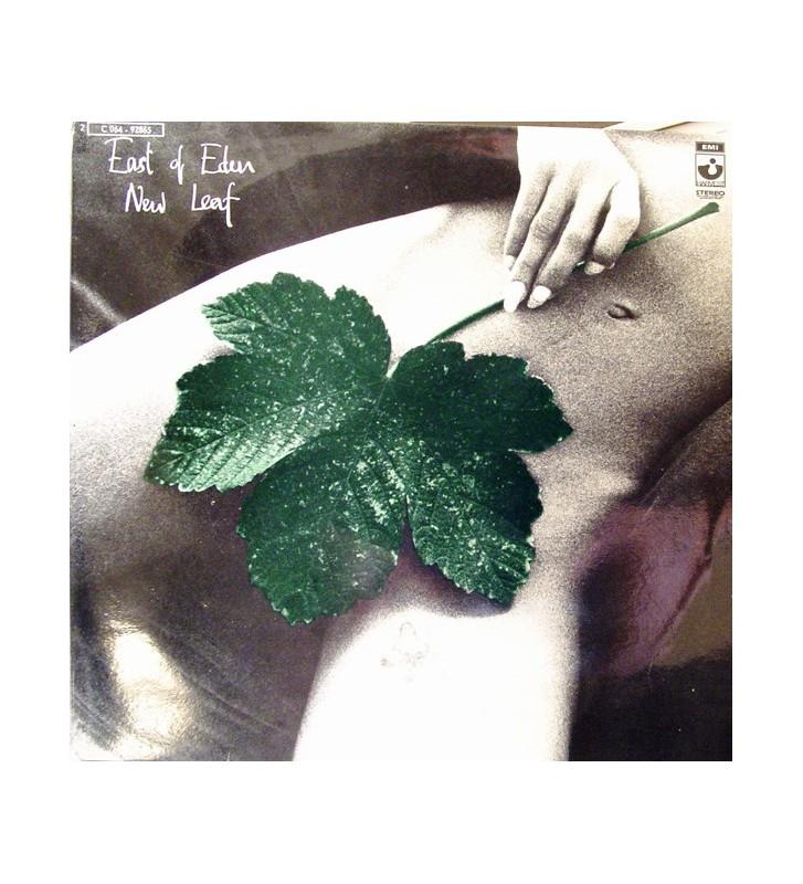 East Of Eden (2) - New Leaf (LP, Album) mesvinyles.fr