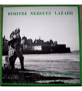 Dimitri Sergueï Lazarr - Jacques Cartier  (LP, Album, Gat) mesvinyles.fr