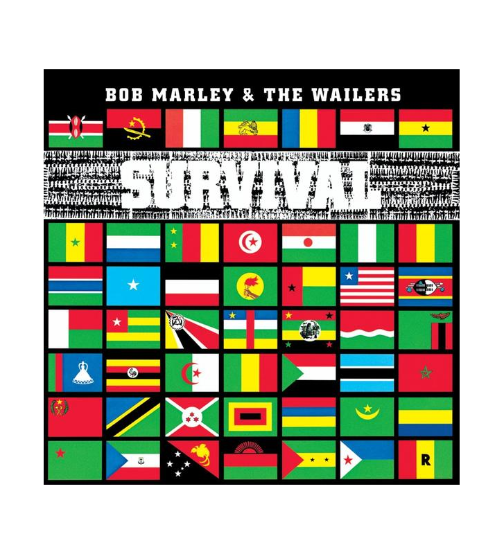 BOB MARLEY & THE WAILERS - Survival mesvinyles.fr