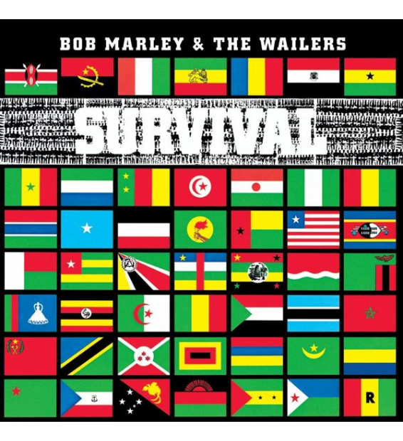 BOB MARLEY & THE WAILERS - Survival mesvinyles.fr