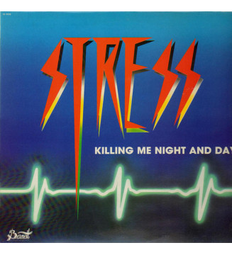 Stress (48) - Killing Me Night And Day (LP, Album) mesvinyles.fr