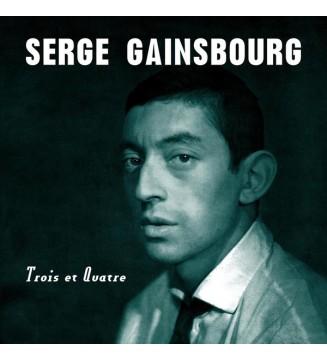 Serge Gainsbourg - Trois Et Quatre (LP, Comp, RE, 180) mesvinyles.fr