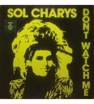"Sol Charys - Don't Watch Me (12"", Maxi) mesvinyles.fr"