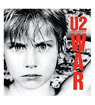 U2 - War (LP, Album, RE)