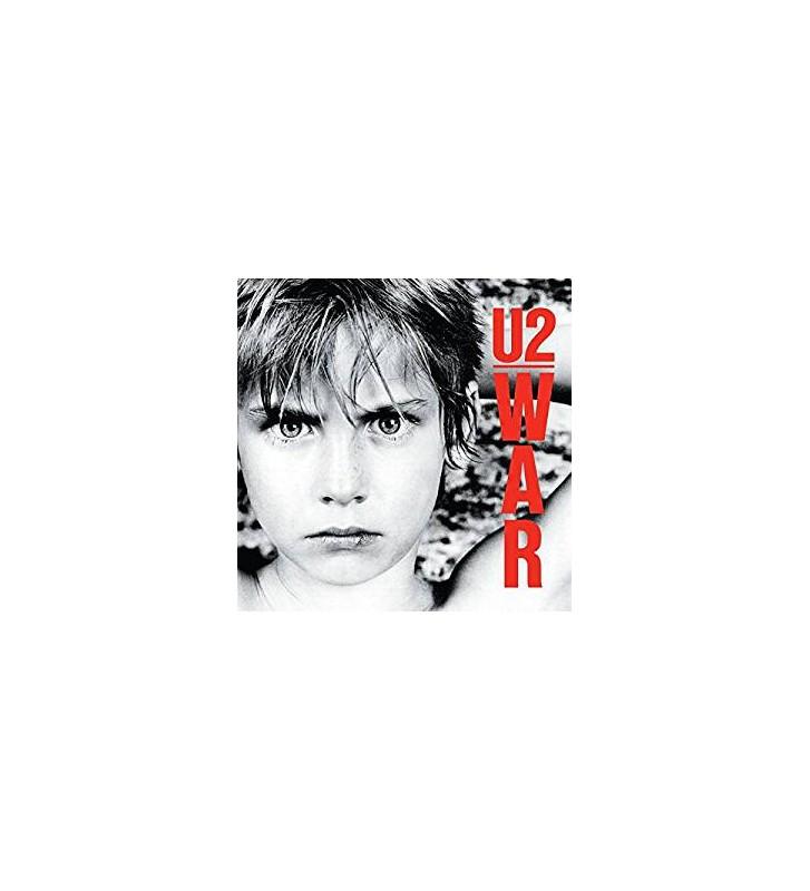 U2 - War (LP, Album, RE) mesvinyles.fr