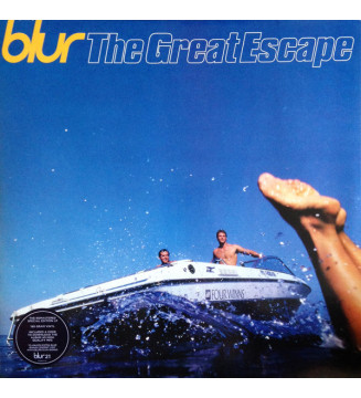 Blur - The Great Escape (2xLP, Album, RE, RM, S/Edition, 180) mesvinyles.fr