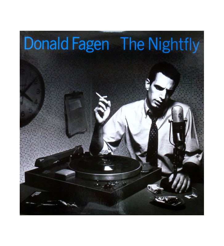 Donald Fagen - The Nightfly (LP, Album, RE, 180) mesvinyles.fr