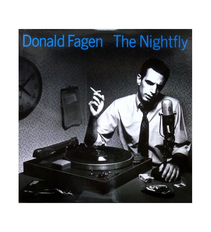 Donald Fagen - The Nightfly (LP, Album, RE, 180) mesvinyles.fr