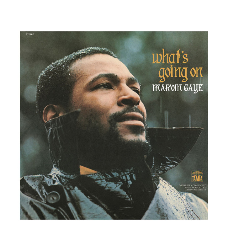 Marvin Gaye - What's Going On (LP, Album, RM, 180) mesvinyles.fr