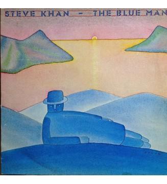 Steve Khan - The Blue Man (LP, Album) mesvinyles.fr