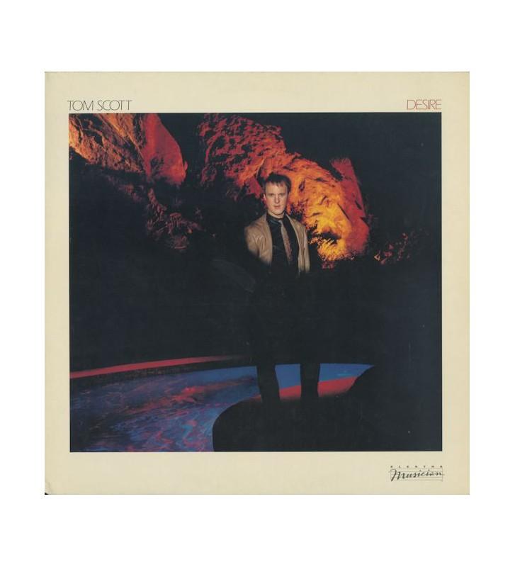 Tom Scott - Desire (LP, Album) mesvinyles.fr
