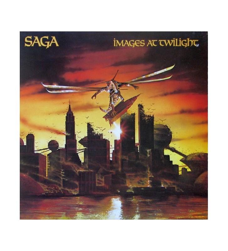 Saga (3) - Images At Twilight (LP, Album) mesvinyles.fr