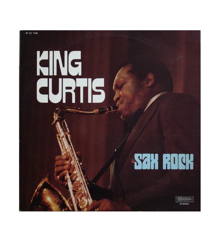 King Curtis - Sax Rock (LP, Album) mesvinyles.fr