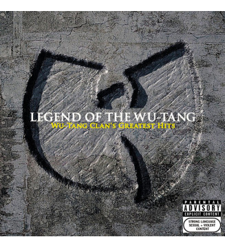 Wu-Tang Clan - Legend Of The Wu-Tang: Wu-Tang Clan's Greatest Hits (2xLP, Comp) mesvinyles.fr
