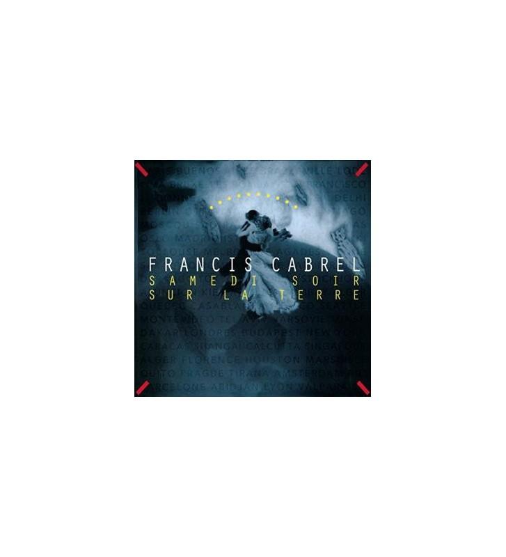 Francis Cabrel - Samedi Soir Sur La Terre (LP, Album) mesvinyles.fr
